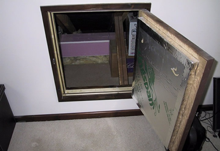 Loft Door Hatch Image Is Loading DROP DOWN LOFT HATCH DOOR ATTIC & Collection Wooden Loft Hatch Doors Pictures - Woonv.com - Handle idea