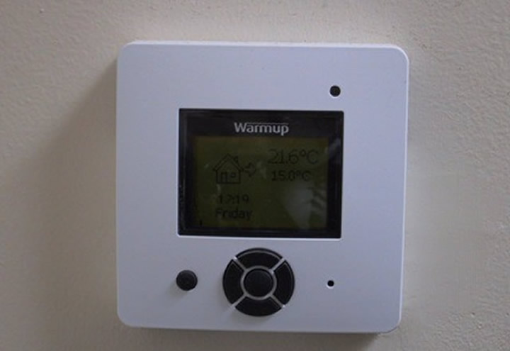 Underfloor Heating Timer