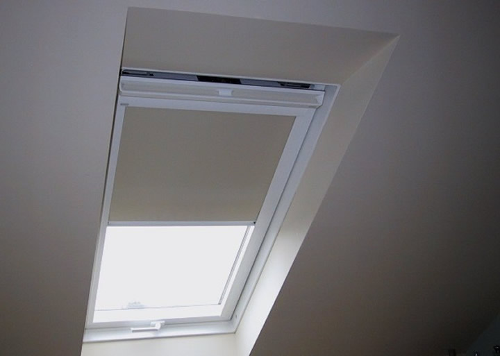 Ask a builder velux windows for Velux window shades