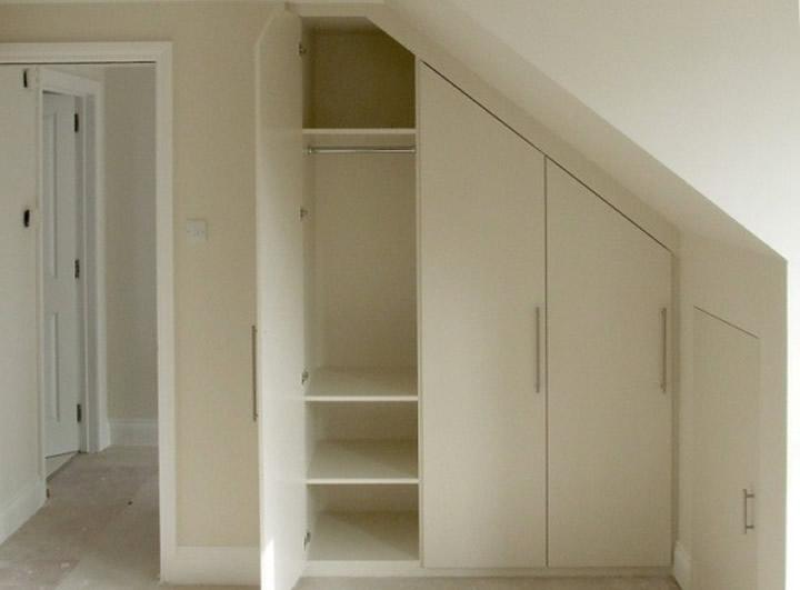 Ask A Builder Loft Wardrobes