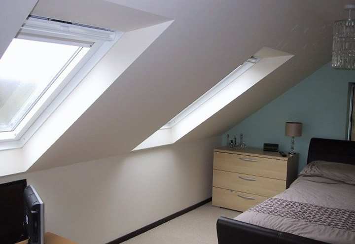 Loft Conversion Bedroom 2